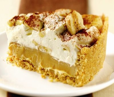 The Very Banoffee Pie